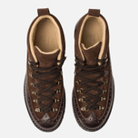 Ботинки Fracap M130 Suede/Nebraska Dark Brown/Roccia Brown фото- 5