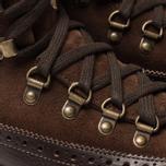 Ботинки Fracap M130 Suede/Nebraska Dark Brown/Roccia Brown фото- 6