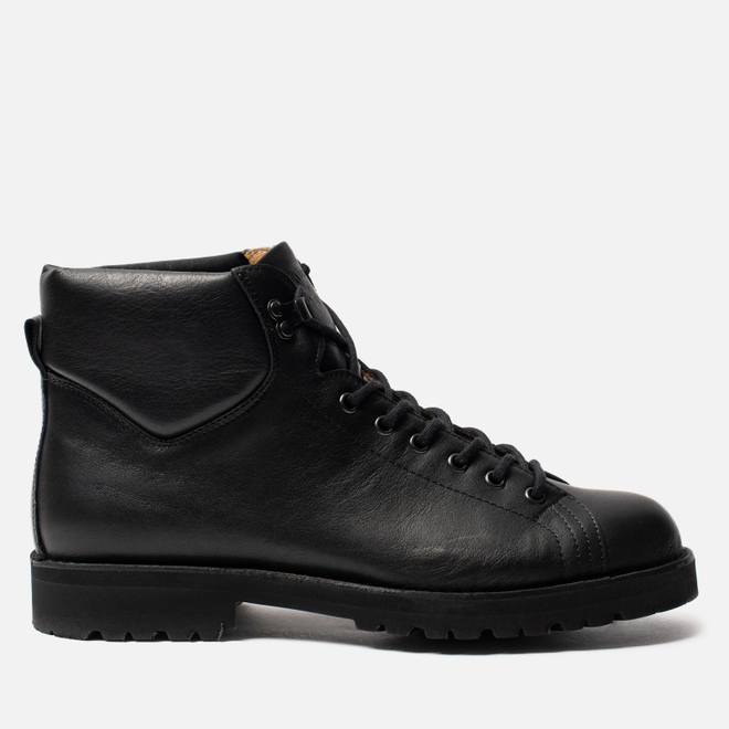 Мужские ботинки Fracap R210 Monkey Nebraska Black/Roccia Black