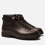 Мужские ботинки Fracap R210 Monkey Nebraska Dark Brown/Roccia Brown фото- 2