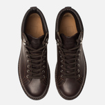Мужские ботинки Fracap R210 Monkey Nebraska Dark Brown/Roccia Brown фото- 4