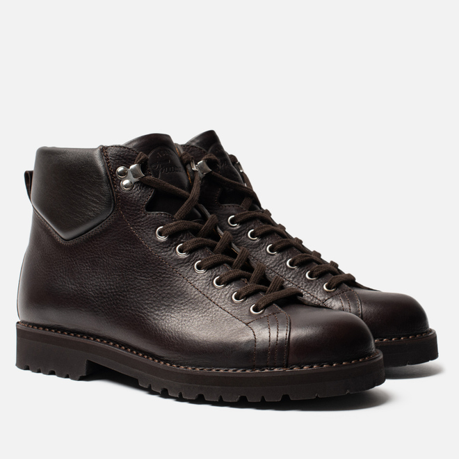 Мужские ботинки Fracap R210 Monkey Nebraska Dark Brown/Roccia Brown