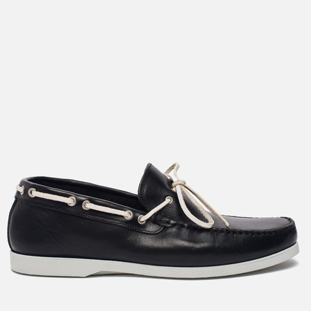 Мужские ботинки Fracap TU291 Leather Nebraska Black/Sail White