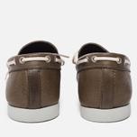 Мужские ботинки Fracap TU291 Leather Nebraska Grey/Sail White фото- 3