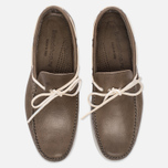 Мужские ботинки Fracap TU291 Leather Nebraska Grey/Sail White фото- 4