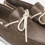 Мужские ботинки Fracap TU291 Leather Nebraska Grey/Sail White фото- 5