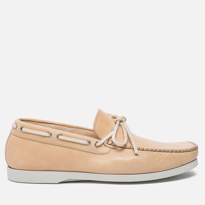 Мужские ботинки Fracap TU291 Leather Nebraska Natural/Sail White