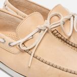Мужские ботинки Fracap TU291 Leather Nebraska Natural/Sail White фото- 5