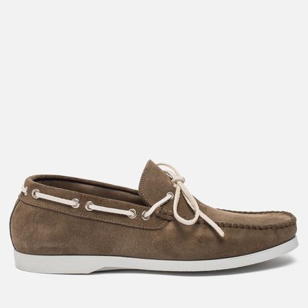 Мужские ботинки Fracap TU291 Leather Suede Mud/Sail White
