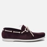 Мужские ботинки Fracap TU291 Leather Suede Violet/Sail White фото- 0