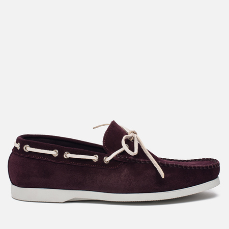 Мужские ботинки Fracap TU291 Leather Suede Violet/Sail White