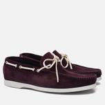 Мужские ботинки Fracap TU291 Leather Suede Violet/Sail White фото- 1