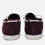 Мужские ботинки Fracap TU291 Leather Suede Violet/Sail White фото- 3