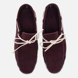 Мужские ботинки Fracap TU291 Leather Suede Violet/Sail White фото- 4
