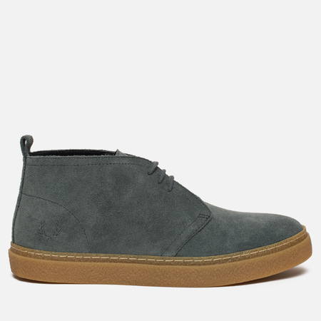 Мужские ботинки Fred Perry Hawley Mid Suede Airforce