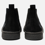 Мужские ботинки Fred Perry Hawley Suede Black фото- 3
