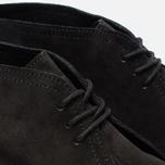 Мужские ботинки Fred Perry Hawley Suede Black фото- 6