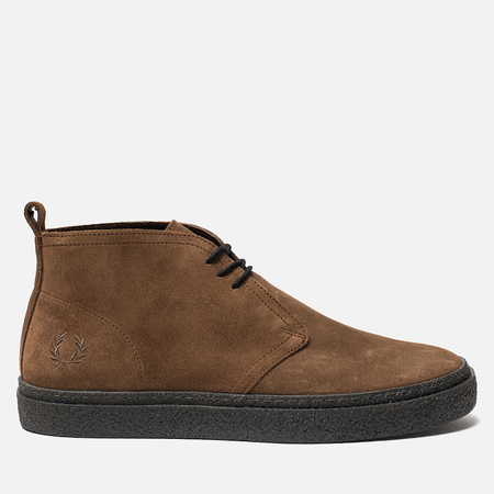 Мужские ботинки Fred Perry Hawley Suede Tobacco