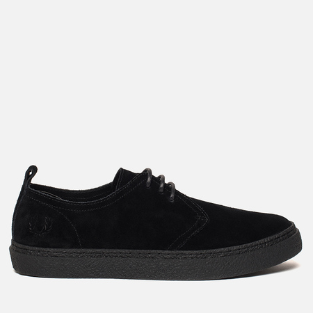 Мужские ботинки Fred Perry Linden Suede Black