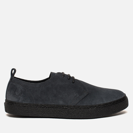 Мужские ботинки Fred Perry Linden Suede Charcoal