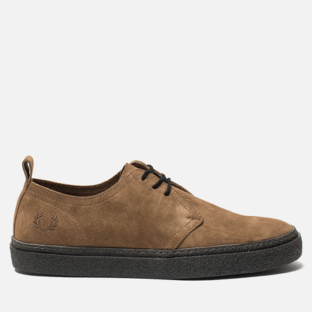 Мужские ботинки Fred Perry Linden Suede Crepe Almond