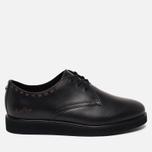 Мужские ботинки Fred Perry Newburgh Leather Black фото- 0