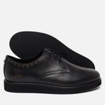 Мужские ботинки Fred Perry Newburgh Leather Black фото- 2