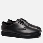 Мужские ботинки Fred Perry Newburgh Leather Black фото- 1