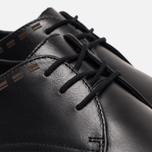 Мужские ботинки Fred Perry Newburgh Leather Black фото- 5