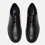 Мужские ботинки Fred Perry Newburgh Leather Black фото- 4