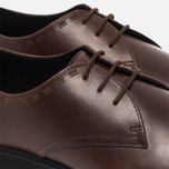 Мужские ботинки Fred Perry Newburgh Leather Dark Chocolate фото- 5
