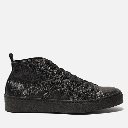 Мужские ботинки Fred Perry x George Cox Creeper Mid Leather Black