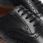 Мужские ботинки Grenson Angus Brogue Black фото- 3