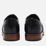 Мужские ботинки Grenson Angus Brogue Black фото- 5