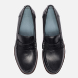 Мужские ботинки Grenson Ashley Calf Leather Black фото- 4