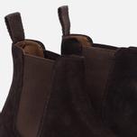Мужские ботинки Grenson Declan Classic Chelsea Suede Brown фото- 5