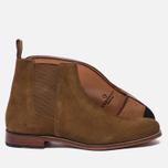Мужские ботинки Grenson Declan Classic Chelsea Suede Snuff фото- 2