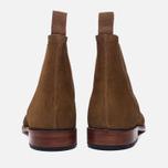 Мужские ботинки Grenson Declan Classic Chelsea Suede Snuff фото- 3