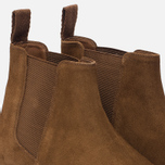 Мужские ботинки Grenson Declan Classic Chelsea Suede Snuff фото- 5