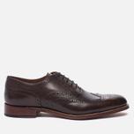 Мужские ботинки Grenson Dylan Sole Leather Burnt Pine фото- 0