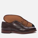 Мужские ботинки Grenson Dylan Sole Leather Burnt Pine фото- 2
