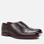 Мужские ботинки Grenson Dylan Sole Leather Burnt Pine фото- 1