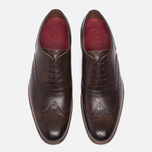 Мужские ботинки Grenson Dylan Sole Leather Burnt Pine фото- 4