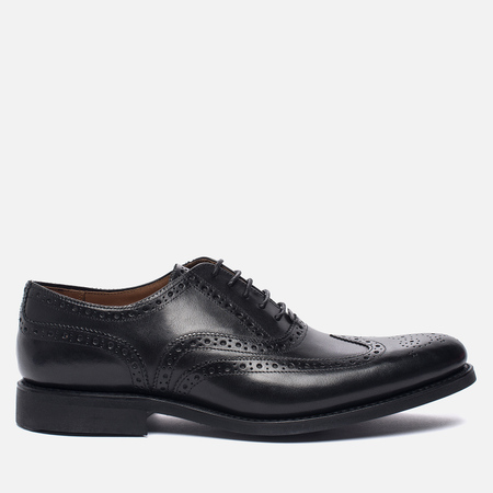 Мужские ботинки Grenson Dylan Sole Rubber Black