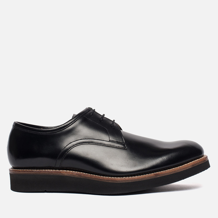 Мужские ботинки Grenson Lennie Hi Shine Leather Black