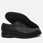 Мужские ботинки Grenson Liam Country Grain Derby Black фото- 2