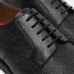 Мужские ботинки Grenson Liam Country Grain Derby Black фото- 5