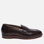 Мужские ботинки лоферы Grenson Lloyd Leather Burnt Pine фото- 0