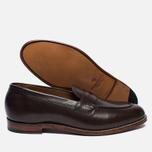 Мужские ботинки лоферы Grenson Lloyd Leather Burnt Pine фото- 2