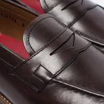 Мужские ботинки лоферы Grenson Lloyd Leather Burnt Pine фото- 5